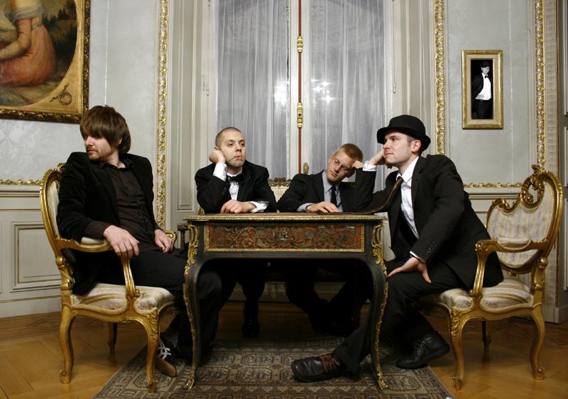 JSQ - Jan Schreiner Quartett